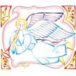 Ангел с трубой 3